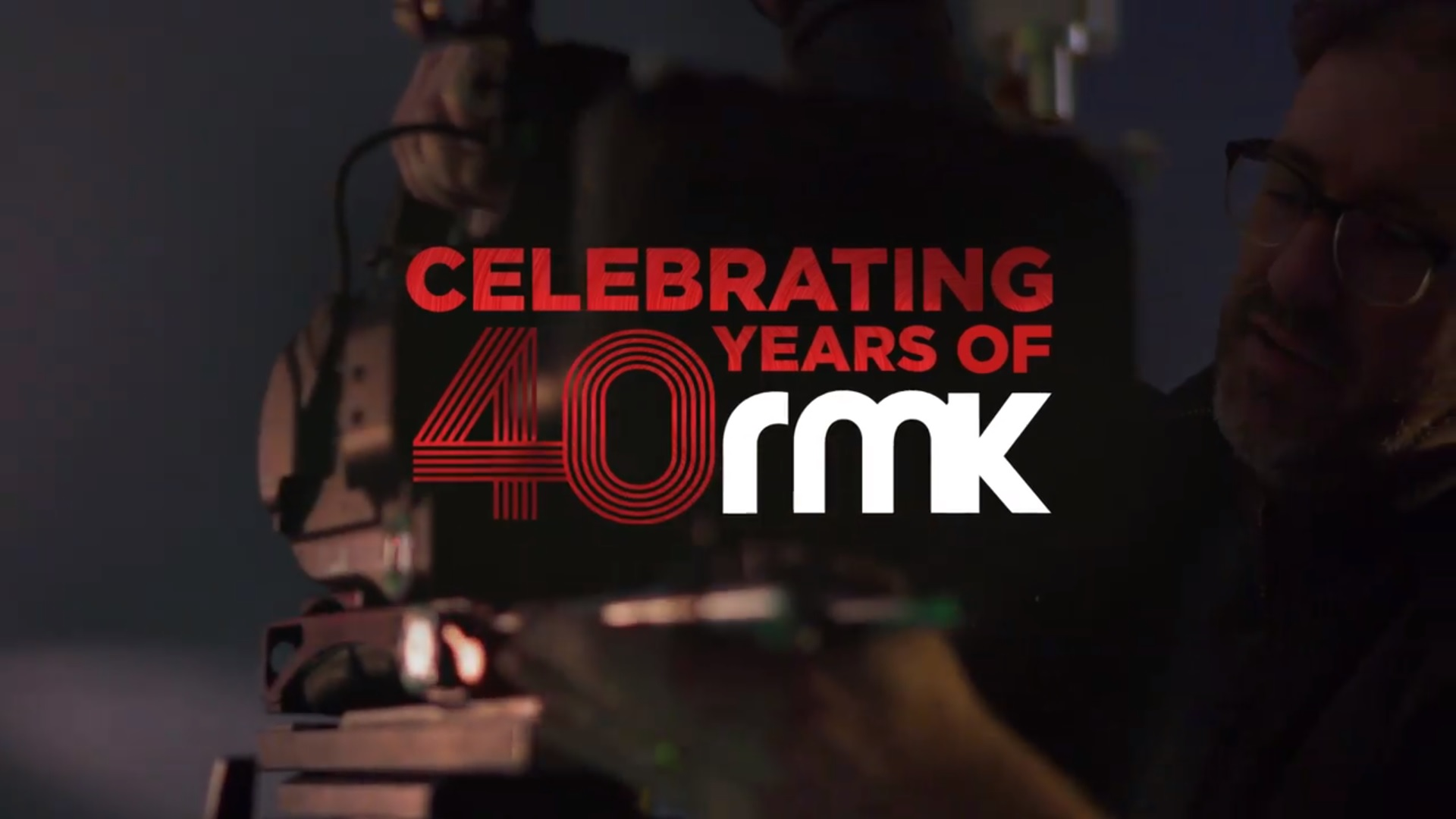 40 Years of RMK